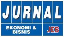 LOGO JURNAL EKONOMI DAN BISNIS BARU
