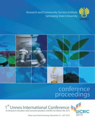 PROCEEDING The 1st UICRIC 2015