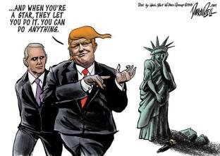 Menyambut Presiden Baru AS